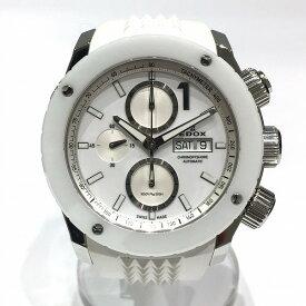 EDOX クロノオフショア1 01114 時計 腕時計 メンズ ★送料無料★【中古】【あす楽】