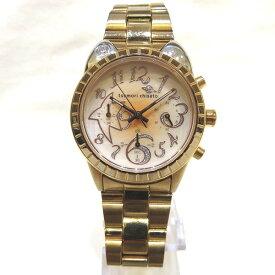 ツモリチサト VD53-D001 クォーツ クロノグラフ 時計 腕時計 レディース ★送料無料★【中古】【あす楽】