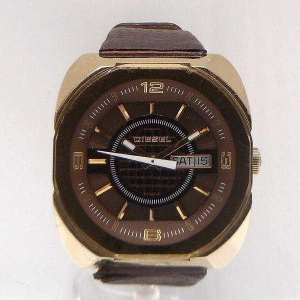 時計 ディーゼル レディース腕時計 DZ-5120 ゴールド系 ★送料無料★【中古】【あす楽】