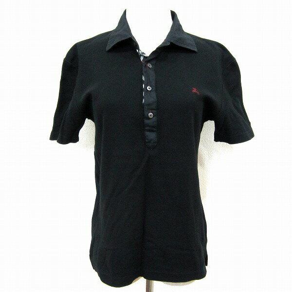バーバリー Burberry BLACK LABEL ポロシャツ 小物 ★送料無料★【中古】【あす楽】