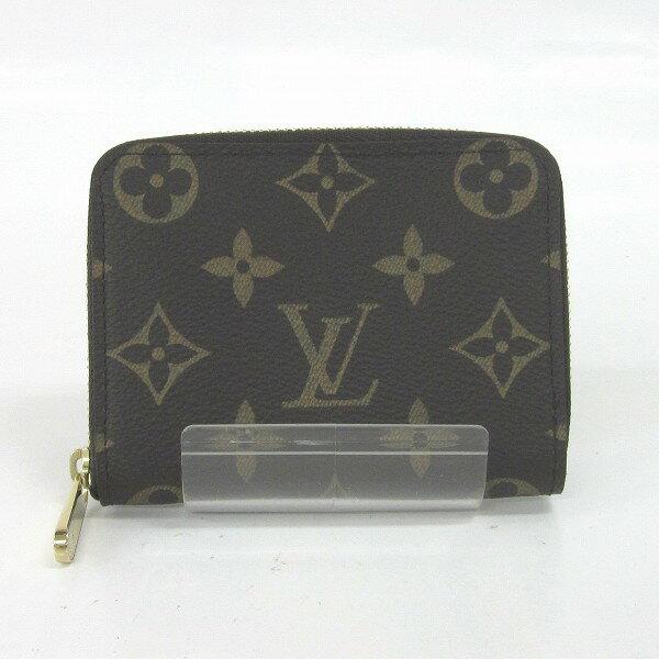 ルイヴィトン Louis Vuitton モノグラム ジッピーコインパース M60067 財布 ★送料無料★【中古】【あす楽】