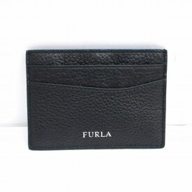 4c1fa3b87e84 フルラ FURLA カードケース ブランド小物 パスケース ユニセックス ☆送料無料☆【中古