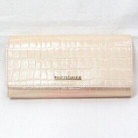 ピンキー&ダイアン 財布 二つ折り財布 レディース ピンク ★送料無料★【中古】【あす楽】
