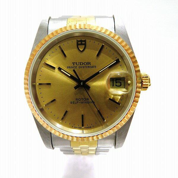 チュードル プリンス オイスターデイト 74033 自動巻き メンズ 腕時計 ★送料無料★【中古】【あす楽】
