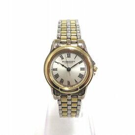 d8d7481f7f バーバリー Burberry 6031-G13435 クォーツ 時計 腕時計 レディース ☆送料無料☆【中古】