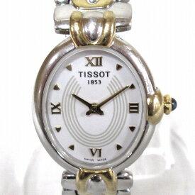 ティソ クォーツ レディース 腕時計 時計 ★送料無料★【中古】【あす楽】