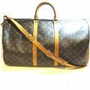ルイヴィトン Louis Vuitton モノグラム キーポル バンドリエ-ル55 M41414 バッグ ボストンバッグ ユニセックス ★送…