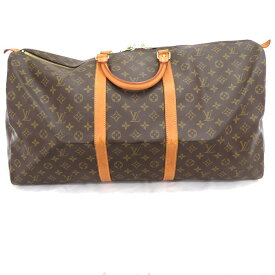 ルイヴィトン Louis Vuitton モノグラム キーポル60 M41422 バッグ ボストンバッグ ユニセックス 送料無料 【中古】