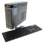 【中古】【A20DA-6210】ASUS (エイスース)デスクトップPC【商品ランク】☆☆☆☆/中古良品/細かなキズやテカリ、汚れがありますが、多少の使用感のみで状態の良い中古品です。【中古保証書付き】【85】