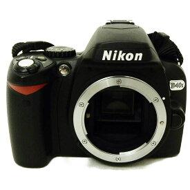 【中古】【D40x ボディ】Nikon ニコン一眼レフボディ【商品ランク】☆☆☆☆/中古良品/細かなキズやテカリ、汚れがありますが、多少の使用感のみで状態の良い中古品です。【中古保証書付き】【78】