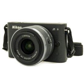 【中古】【Nikon 1 J1 レンズキット】Nikon ニコンミラーレス一眼カメラ【商品ランク】☆☆☆☆/中古良品/細かなキズやテカリ、汚れがありますが、多少の使用感のみで状態の良い中古品です。【中古保証書付き】【87】