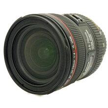 【中古】【EF24-70mmF4LISUSM】CANON(キヤノン)カメラレンズ【商品ランク】☆☆☆☆/中古良品/細かなキズやテカリ、汚れがありますが、多少の使用感のみで状態の良い中古品です。【中古保証書付き】【87】