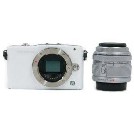 【中古】【PEN mini E-PM1 レンズキット】OLYMPUS (オリンパス)デジタル一眼レフカメラ【商品ランク】☆☆☆☆/中古良品/細かなキズやテカリ、汚れがありますが、多少の使用感のみで状態の良い中古品です。【中古保証書付き】【75】