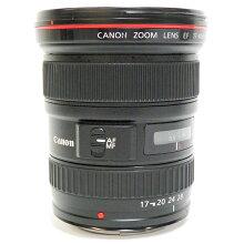 【中古】【EF17-40mmF4LUSM】CANON(キャノン)カメラレンズ【商品ランク】☆☆☆☆/中古良品/細かなキズやテカリ、汚れがありますが、多少の使用感のみで状態の良い中古品です。【中古保証書付き】【78】
