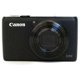 【中古】【PowerShot S95】CANON (キャノン)デジタルカメラ【商品ランク】☆☆☆☆☆/中古優良品/大切に使用されていた商品。使用感の少ない中古品です。【中古保証書付き】【01】