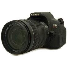 【中古】【EOSKissX6iレンズキット】CANON(キャノン)デジタル一眼カメラ【商品ランク】☆☆☆☆/中古良品/細かなキズやテカリ、汚れがありますが、多少の使用感のみで状態の良い中古品です。【中古保証書付き】【87】