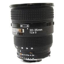 【中古】【AFNIKKOR20-35mmf/2.8D】Nikon(ニコン)カメラレンズ【商品ランク】☆☆☆/中古品/キズやテカリ、汚れ、付属品欠品などありますが、使用上の問題はない商品です。【中古保証書付き】【83】