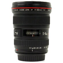 【中古】【EF17-40mmF4LUSM】CANON(キャノン)カメラレンズ【商品ランク】☆☆☆☆/中古良品/細かなキズやテカリ、汚れがありますが、多少の使用感のみで状態の良い中古品です。【中古保証書付き】【75】