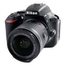【中古】【D5600レンズキット】Nikon(ニコン)デジタル一眼カメラ【商品ランク】☆☆☆☆☆/中古優良品/大切に使用されていた商品。使用感の少ない中古品です。【中古保証書付き】【79】