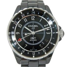 CHANEL シャネル/J12 GMT/H3102/EGB*****/メンズ時計/Aランク/75【中古】
