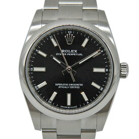 ROLEX ロレックス/オイスターパーペチュアル34/124200/XR3*****/メンズ時計/Aランク/75【中古】