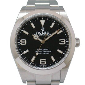 ROLEX ロレックス/エクスプローラー1/214270/06V*****/メンズ時計/SAランク/69【中古】