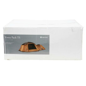 snow peak(スノーピーク)エントリーパックTS テント+シェルターセットSET-925【未組立品】【アウトドア・キャンプ】【中古】【SA】【75】
