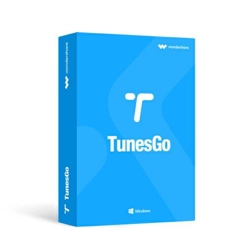 永久ライセンス Windows 10対応 【送料無料】Wondershare TunesGo(Win版) 最新のiOS 12&iPhone XS/XS Max/XRに対応 スマホデータバックアップ・管理iPhone iPad iPod Androidの音楽をiTunesに転送|ワンダーシェアー(ファイル管理 写真 画像 data 携帯電話 連絡先)