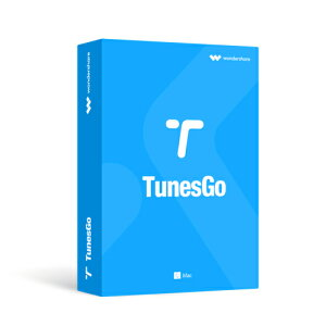 WondershareTunesgoforMac音楽をiPhone/iPad/iPodtouchからiTunesにエクスポート! ワンダーシェアー