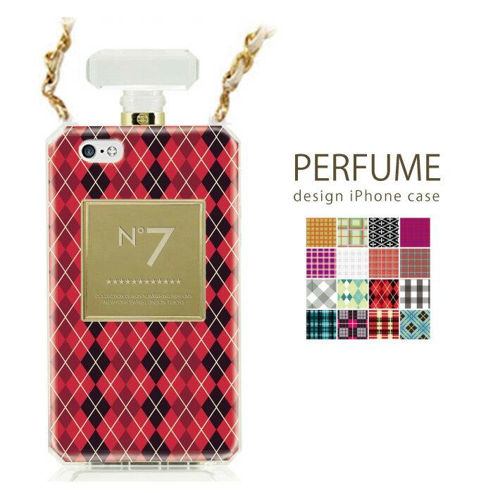 香水ボトル Perfume パフューム ボトル ナンバー 【 NUMBERING 】 ケース iPhone6 iPhone6s iPhone6splus iPhone6plus iPhone5 対応 対応 ・チェックブロック・チェック柄 ガンクラブ・チェック柄 タータン・チェック柄 ピンチェック柄 アーガイル・チェック柄