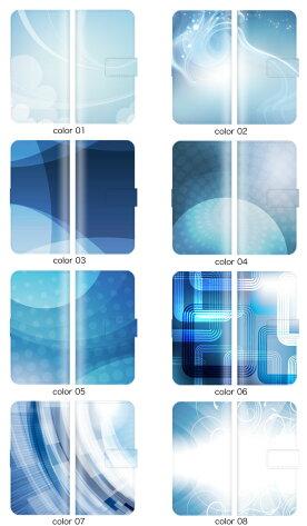 ポッキリ【送料無料】手帳型スマホケース全機種対応アーティスティックデジタルデザイン宇宙ブルーsea青い青色深海水ウォーターレザーブック型ダイアリーiPhone6iPhoneiPhone5iPodtouchGALAXYXperiaARROWSAQUOSHTCJbutterfly