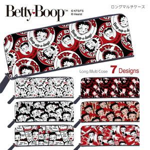 ペンケース ベティー ブープ(TM) キャラクター グッズ スリム 筆箱 ふでばこ 筆入れ 文房具 筆記具 収納 正規品 Betty Boop(TM) ベティーちゃん キャラクター 送料無料 おしゃれ 可愛い 人気 ブラ