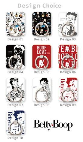 ベティーブープスマホリングiPhoneXケースiphonexケースbettyboop送料無料スマートフォンリングアイフォンX手帳型Xxバンカーリングアイフォンおしゃれ可愛い人気アイフォンXカバー