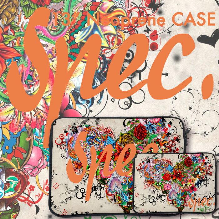 ▽ spec. ▽ スペック【MacBook pro&Air】【メール便不可】 大人気 !! 色鮮やか デジタルデザイン ラップトップ用カバー 13インチ 11インチ カバン カバー Apple ノートパソコン PCケース PCカバー 柄物 オリジナル JOYRITCH HYPE 流行 デジタルデザイン キース