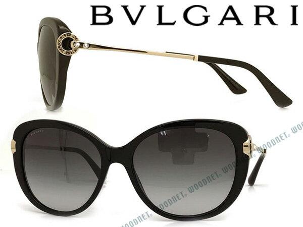 BVLGARI サングラス ブルガリ メンズ レディース グラデーションブラック 0BV-8194B-501-8G