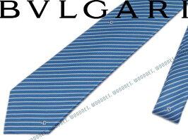 【送料無料】BVLGARIブルガリ242210トパーズ「CAPITELLIROMANI」レジメンタルシルクネクタイブランド/メンズ/男性用
