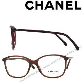 19426f304cdb CHANEL メガネフレーム シャネル レディース レッドパープルメガネフレーム 眼鏡 0CH-3219-C539 ブランド
