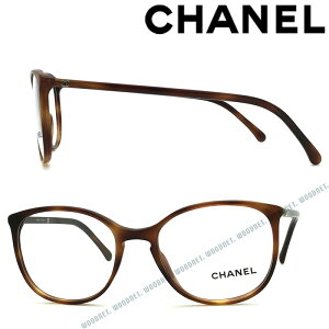 CHANEL メガネフレーム シャネル レディース 眼鏡 マーブルブラウン 0CH-3282-1295 ブランド