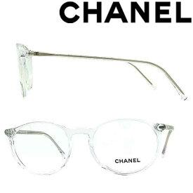 c2f138f57cfd CHANEL メガネフレーム シャネル レディース クリアメガネフレーム 眼鏡 0CH-3372-C660