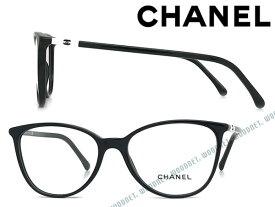 a1e512b093bc CHANEL メガネフレーム シャネル レディース ブラック 眼鏡 0CH-3373-1026 ブランド