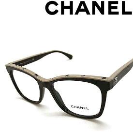 CHANEL メガネフレーム シャネル レディース ブラック×ベージュ 眼鏡 0CH-3392-C534 ブランド
