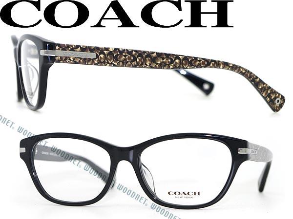 コーチ メガネフレーム ブラック COACH 眼鏡 めがね HC-6050F-5226 WN0054 ブランド/メンズ&レディース/男性用&女性用/度付き・伊達・老眼鏡・カラー・パソコン用PCメガネレンズ交換対応