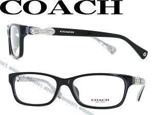 コーチ めがね ブラック COACH メガネフレーム 眼鏡 HC-6052F-5214 WN0054 ブランド/メンズ&レディース/男性用&女性用/度付き・伊達・老眼鏡・カラー・パソコン用PCメガネレンズ交換対応