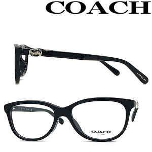 COACH メガネフレーム コーチ メンズ&レディース ブラック 眼鏡 HC6155F-5002 ブランド