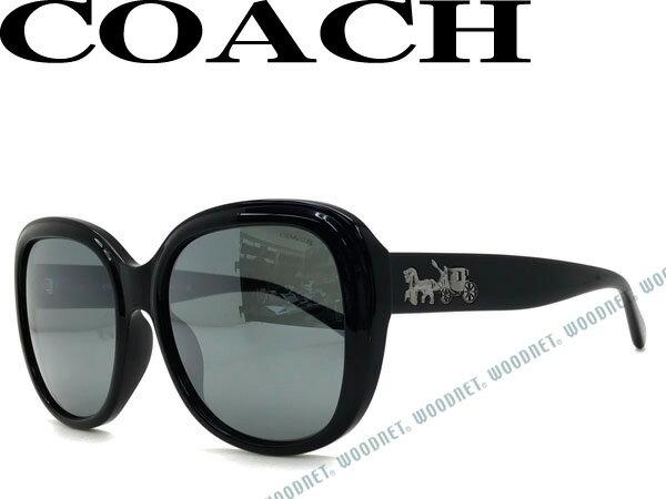 COACH サングラス コーチ ブラックミラー HC8207F-542011 ブランド/レディース/女性用