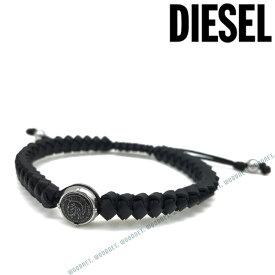 DIESEL ブレスレット ディーゼル メンズ&レディース ブラック DX1043040 ブランド