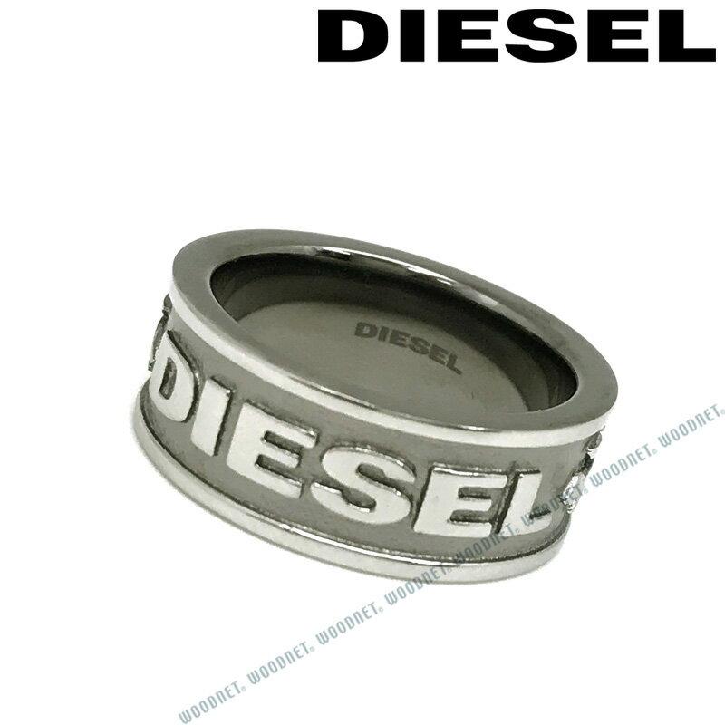 DIESEL リング・指輪 ディーゼル メンズ&レディース シルバー×マットシルバー DX1108060