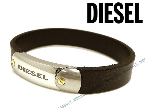 DIESEL ブレスレット ディーゼル メンズ&レディース ブラック ブレスレット DX1113040 ブランド
