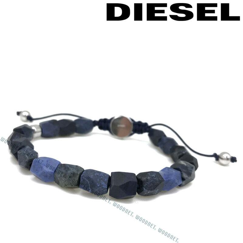 DIESEL ブレスレット ディーゼル メンズ&レディース ブルー DX1138040