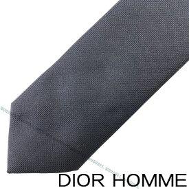 DIOR HOMME ネクタイ ディオールオム メンズ シルク ナロー ブルーマリン PIS1010-645541 ブランド ビジネス